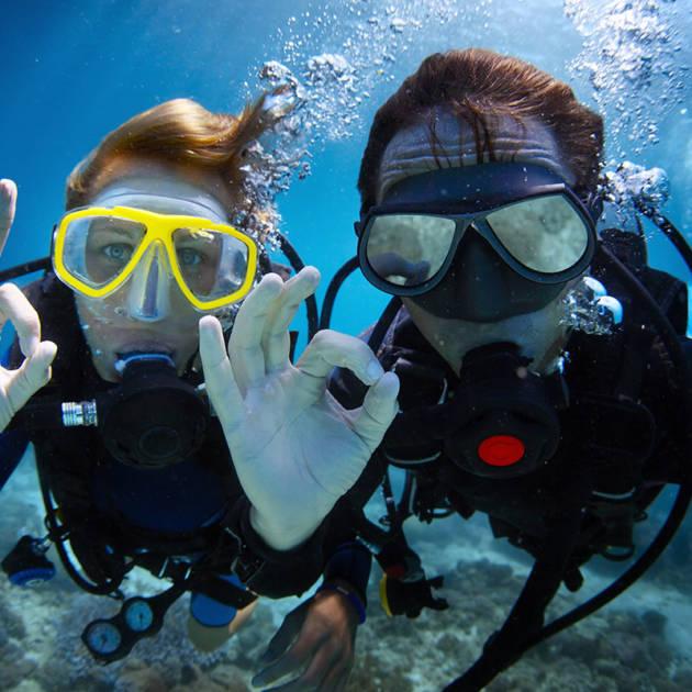 Formazione subacquea